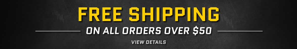 FREE SHIPPING On All Orders Over $200