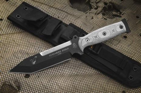 Screaming Eagle Tanto Point