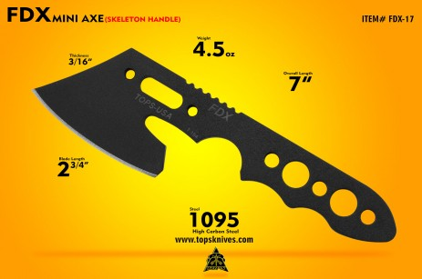 FDX 17 Mini Axe