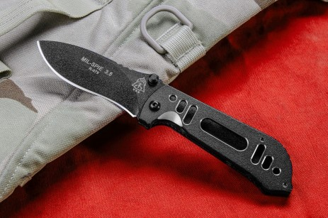 MIL-SPIE 3.5 Hunter Black