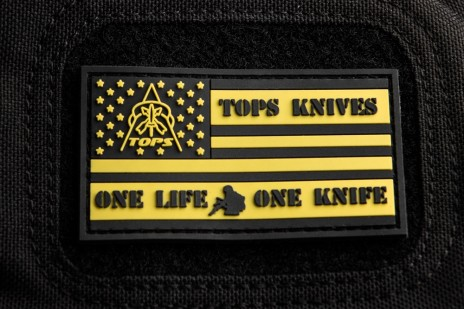 TOPS Flag Patch