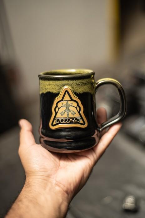 TOPS Coffee Mug 14oz