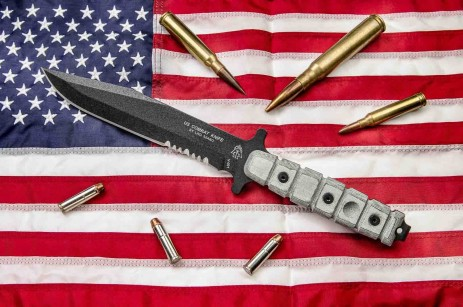 US Combat Knife