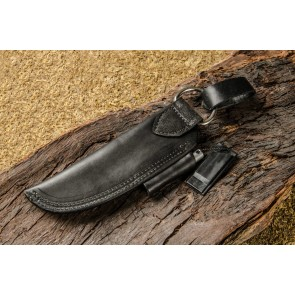 Bushcraft Leather Sheath