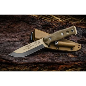 Fieldcraft by Brothers of Bushcraft Coyote Tan