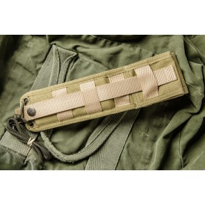 Coyote Tan Ballistic Nylon Fold-Over