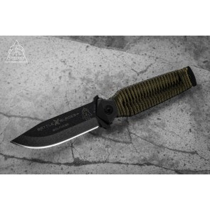 Wolfhawk Hunters Point Paracord Handle