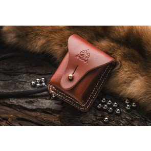Leather Bushcraft Pouch