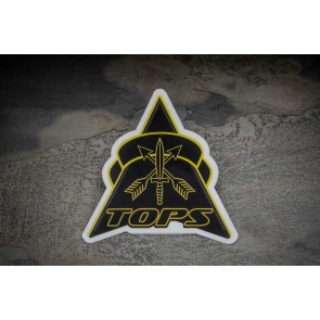 TOPS Logo Sticker