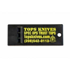 TOPS Survival Whistle