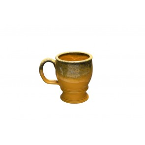 TOPS Coffee Mug 16oz Yellow