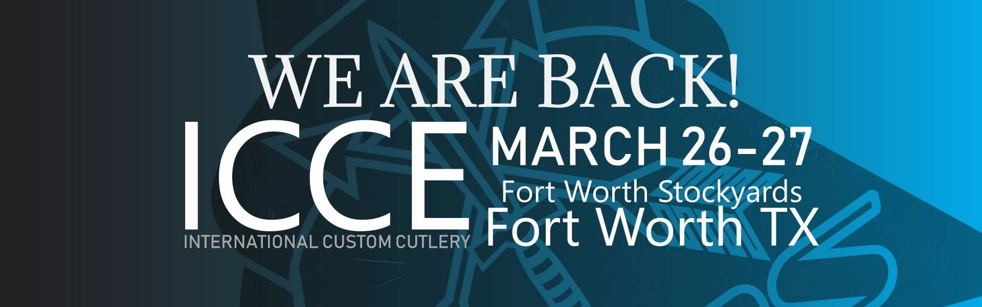 ICCE March 26-27